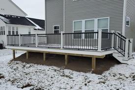 Trex Deck Builder in Ypsilanti Michigan