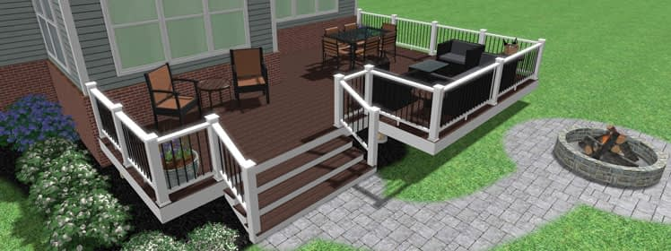 Composite Deck Builder Custom Deck Creations