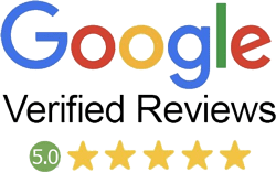 Google Ratings 5 Star Custom Deck Creations