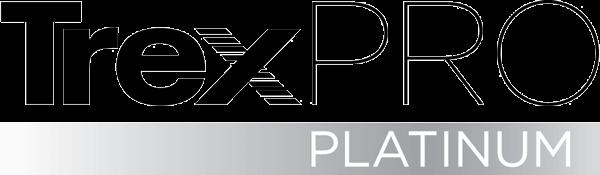 TrexPro Platinum Certified Deck Builder